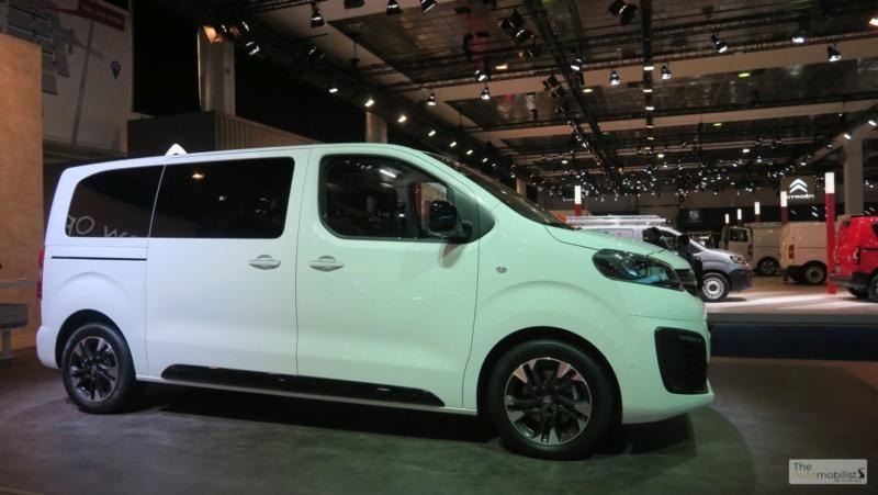 2016 - [Citroën/Peugeot/Toyota] SpaceTourer/Traveller/ProAce - Page 35 173d7610