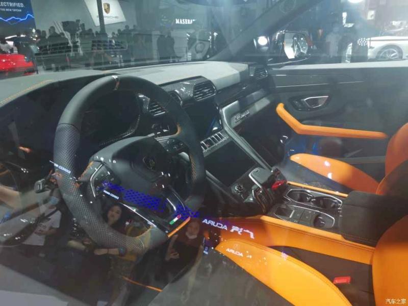 2018 - [Lamborghini] SUV Urus [LB 736] - Page 11 174de610