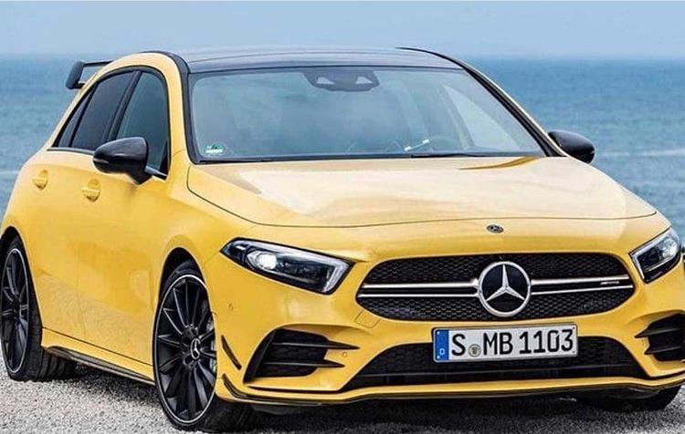 2018 - [Mercedes] Classe A (W177) - Page 32 17617c10