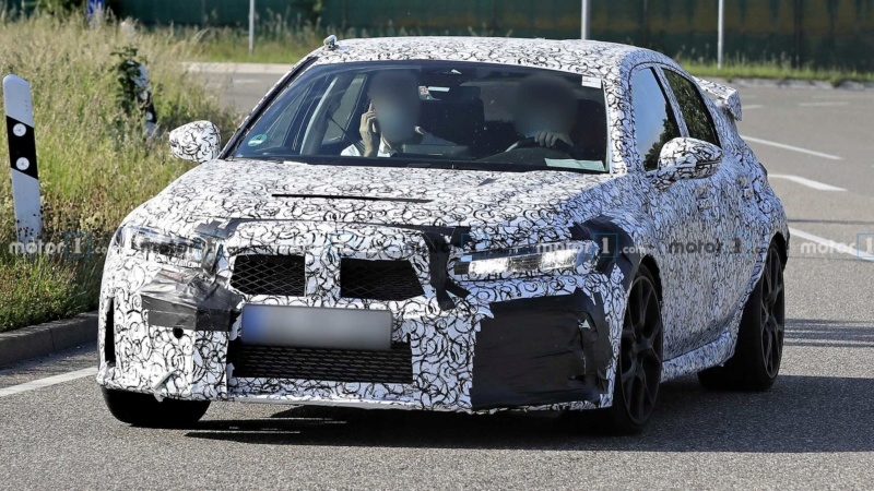 2021 - [Honda] Civic Hatchback  1787a210
