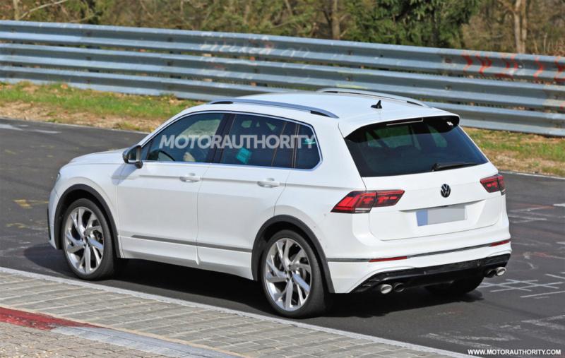 2020 - [Volkswagen] Tiguan II restylé  - Page 2 17a81410