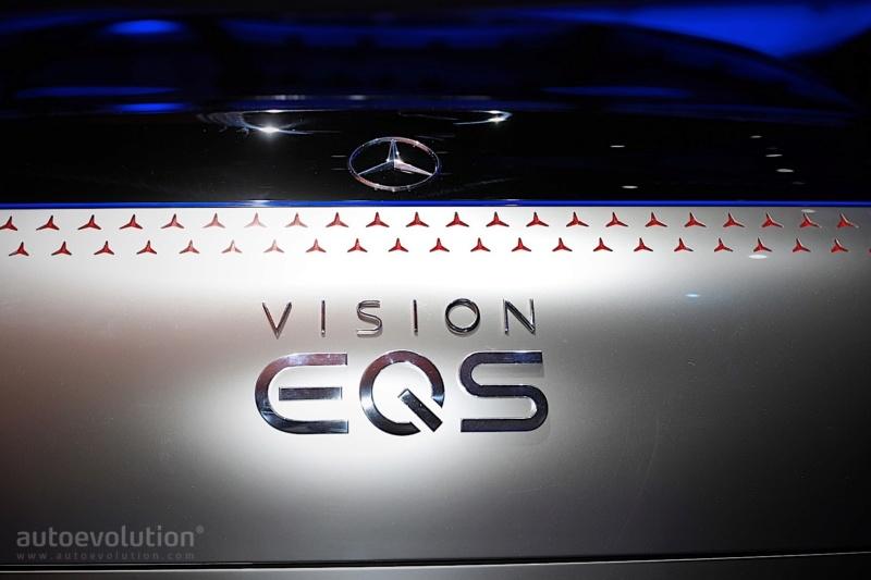 2019 - [Mercedes-Benz] EQS Concept  - Page 2 18162d10