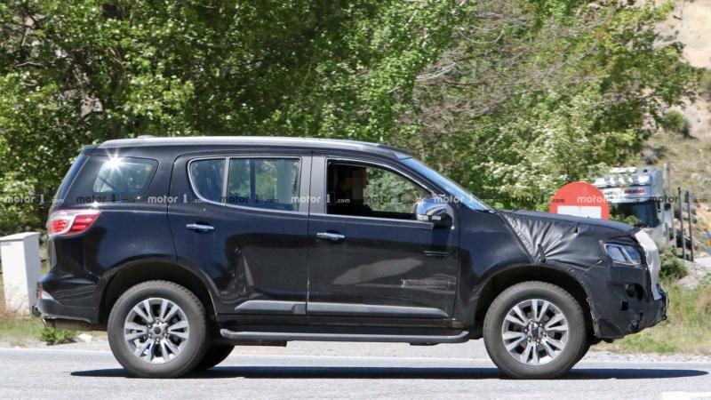 2012 - [Chevrolet] Trailblazer  182b8010