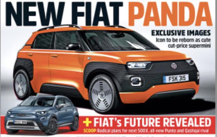 2019 - [Fiat] Panda IV 18492410