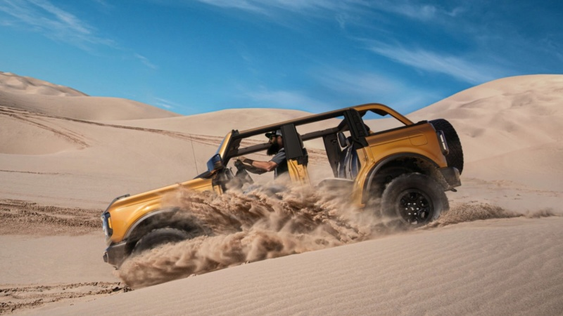 Ford Bronco / Sport (2020) 41