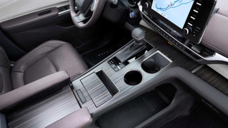 2020 - [Toyota] Sienna  1894d310