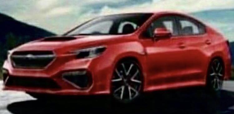 2022 - [Subaru] WRX / WRX STi 19048810