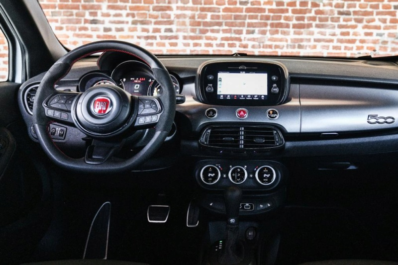 2018 - [Fiat] 500X restylé - Page 5 190afb10