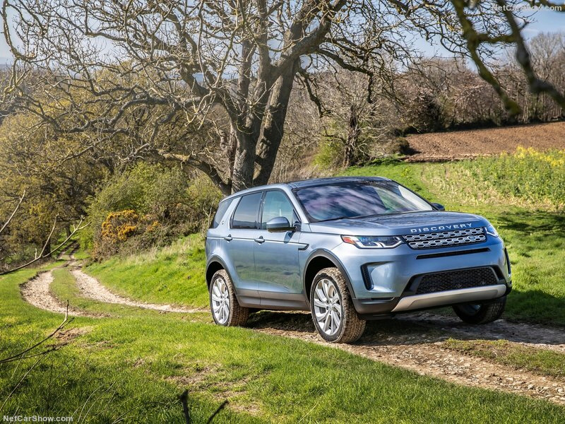2014 - [Land Rover] Discovery Sport [L550] - Page 12 191ead10