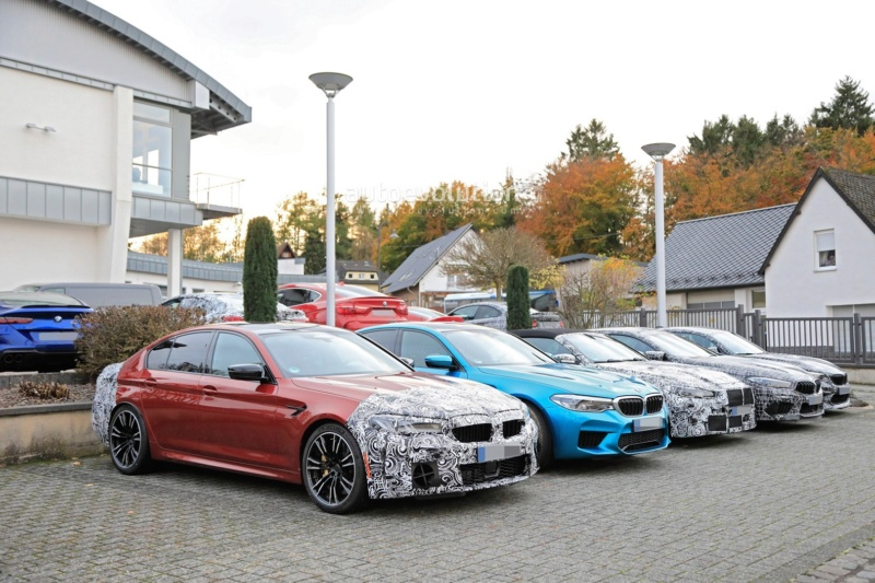 2020 - [BMW] Série 5 restylée [G30] - Page 3 1932e610
