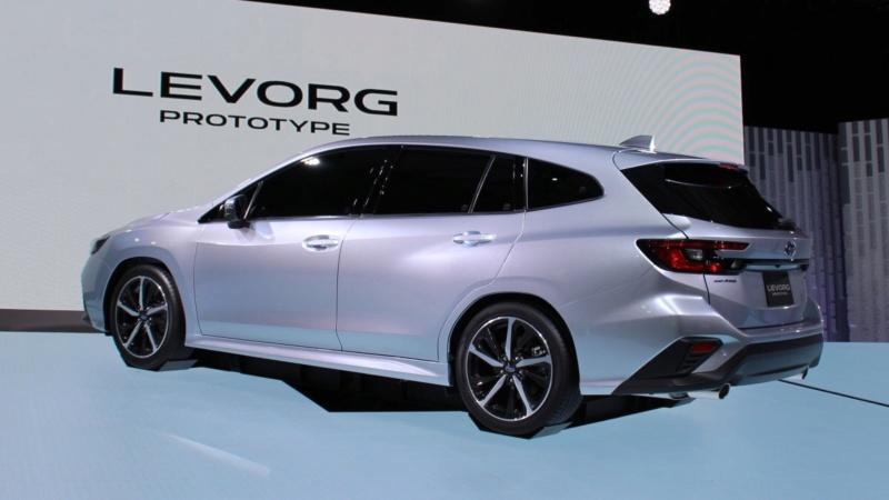 2020 - [Subaru] Levorg II 19403c10