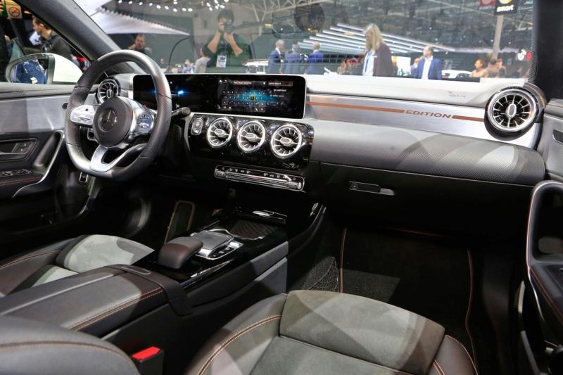 2018 - [Mercedes-Benz] Classe A Sedan - Page 6 194b5f10