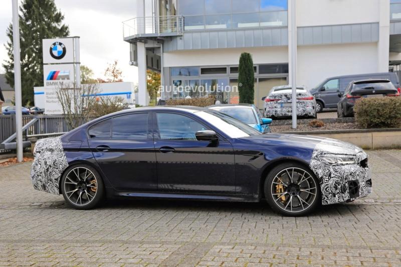 2020 - [BMW] Série 5 restylée [G30] - Page 3 199e7b10
