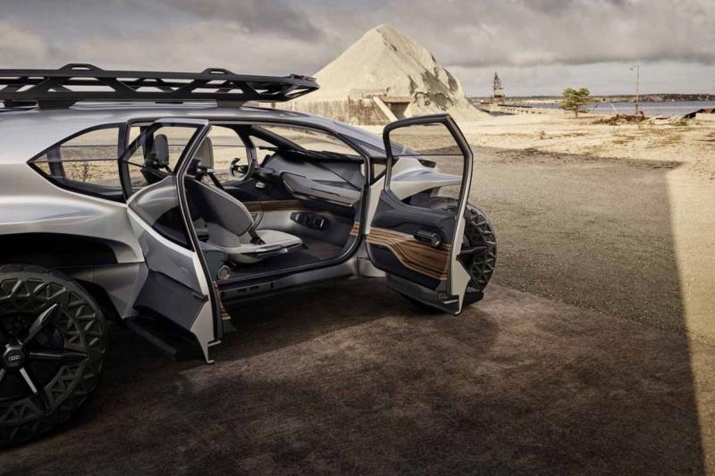 2019 - [Audi] AI:me E-Tron / AI:Trail Quattro - Page 2 19b2d710