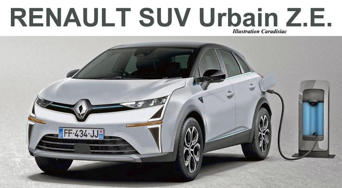 2021 - [Renault] SUV EV [BCB] - Page 2 19ee7810