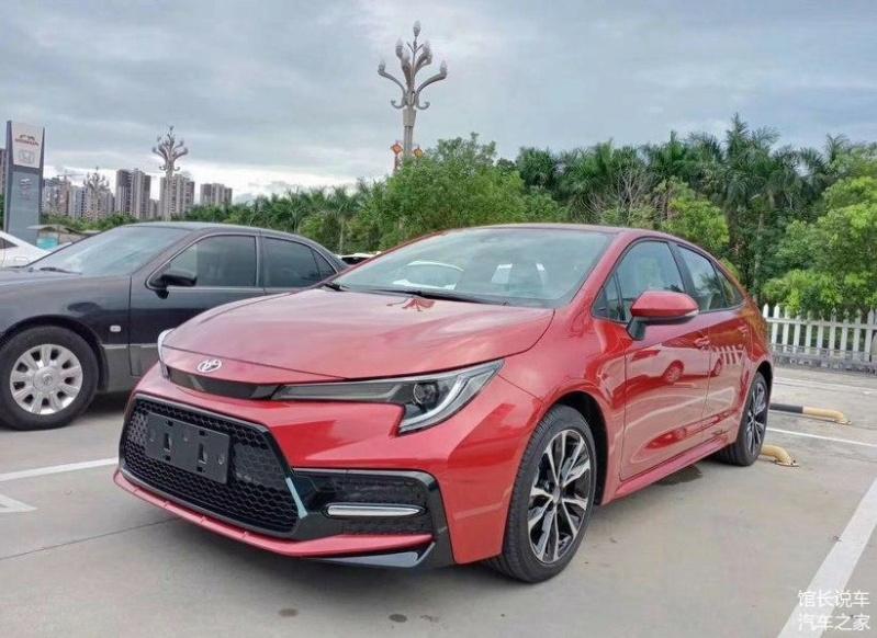 2018 - [Toyota] Corolla Sedan - Page 2 1a515d10