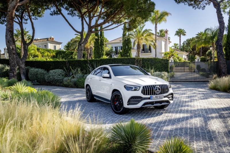 2019 - [Mercedes-Benz] GLE Coupé  - Page 3 1a5bcb10