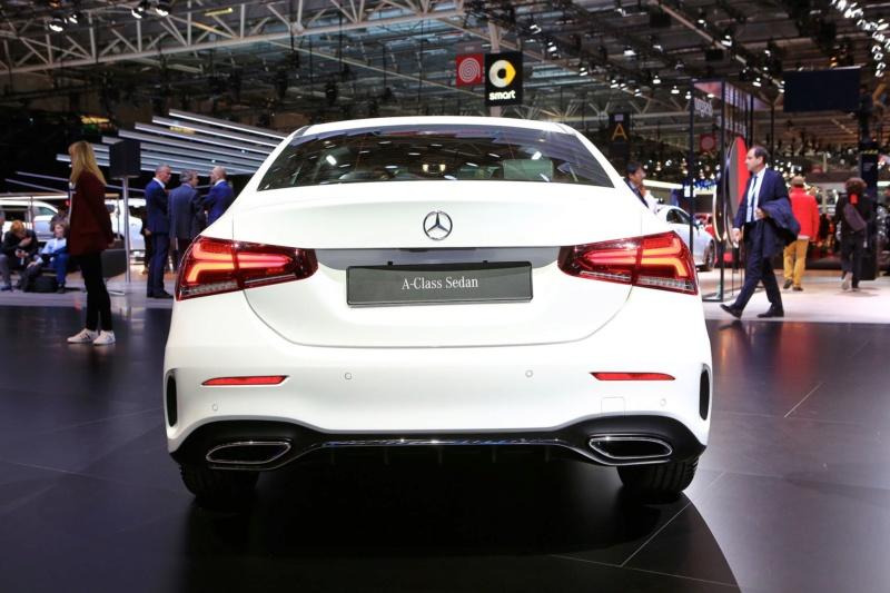 2018 - [Mercedes-Benz] Classe A Sedan - Page 6 1a814610