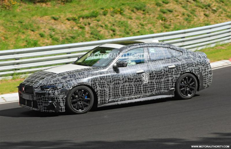 2020 - [BMW] Série 4 Gran Coupé [G26] - Page 2 1b227310