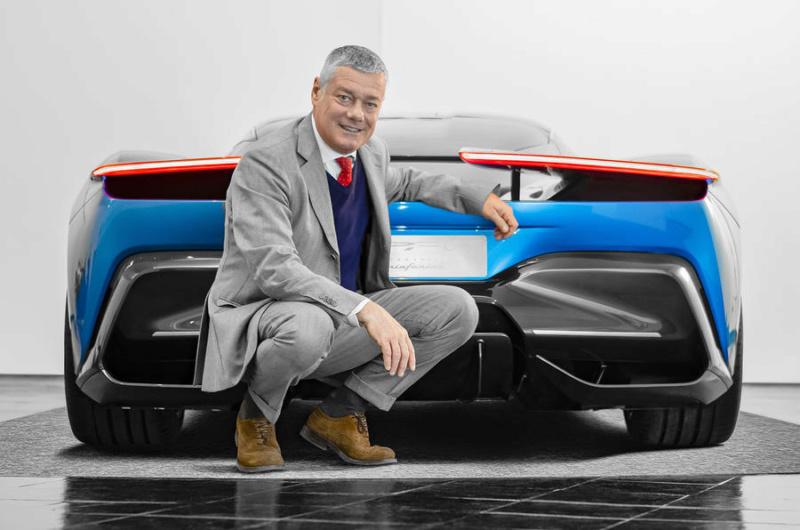 2018 - [Pininfarina] PF0 Concept / Battista  1b472210