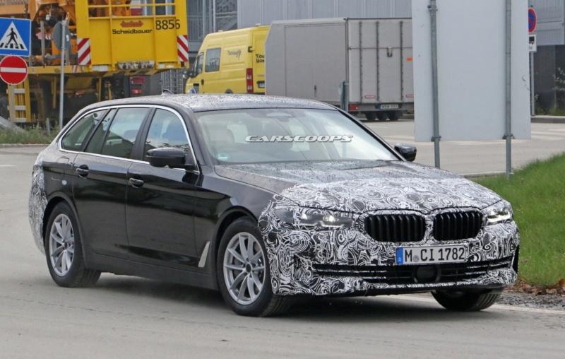 2020 - [BMW] Série 5 restylée [G30] - Page 3 1b543810