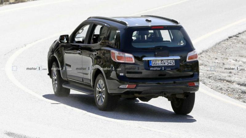 2012 - [Chevrolet] Trailblazer  1b5a6710