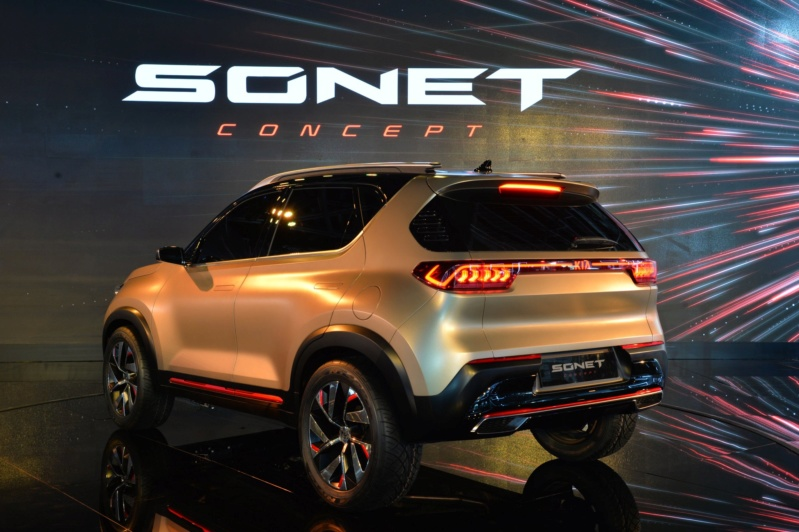 2020 - [Kia] Sonet Concept 1c232110