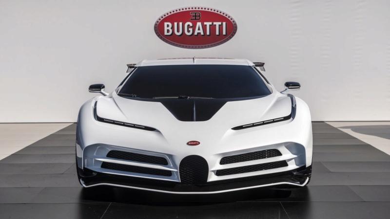 2019 - [Bugatti] Centodieci 1c539910