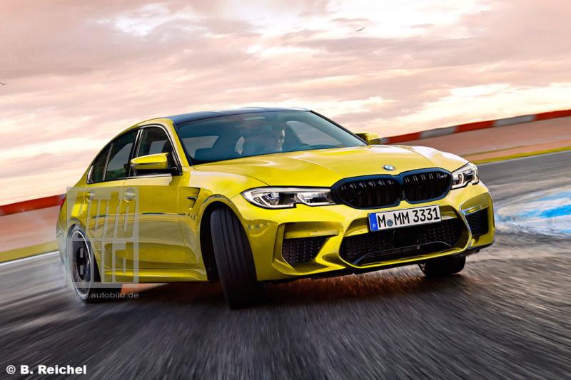 2019 - [BMW] M3/M4 1cbf1810