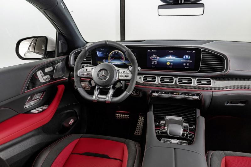 2019 - [Mercedes-Benz] GLE Coupé  - Page 3 1cc56110