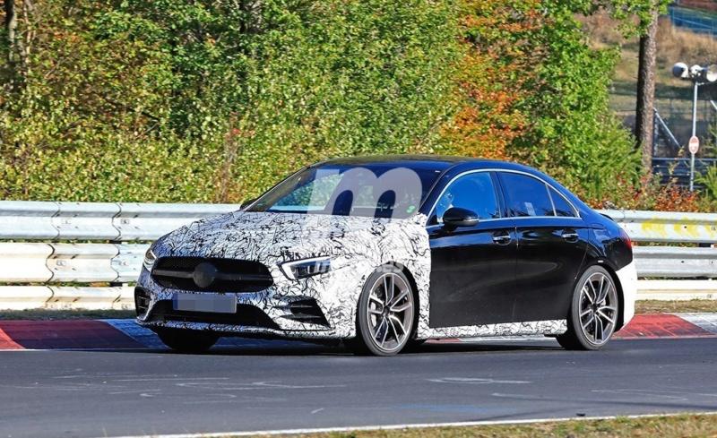 2018 - [Mercedes-Benz] Classe A Sedan - Page 6 1ccd4810