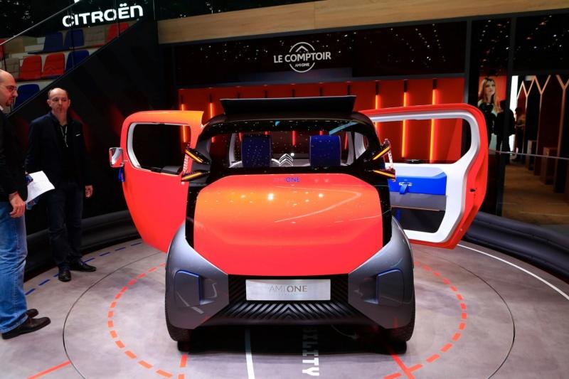 2019 - [Citroën] Concept AMI ONE - Page 11 1cd72410