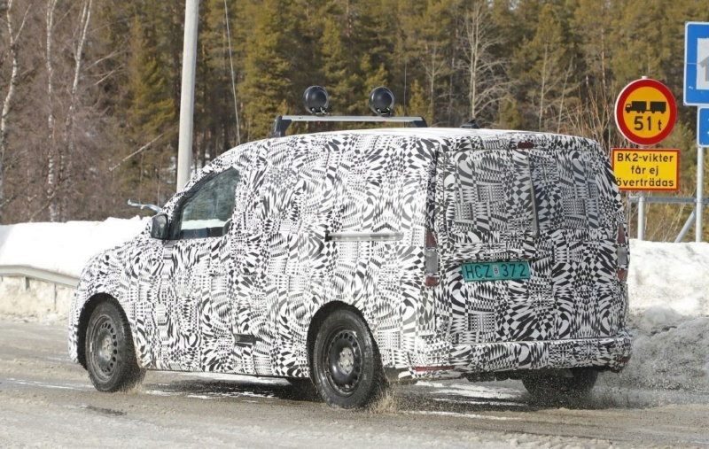 2020 - [Volkswagen] Caddy V 1ce5fd10
