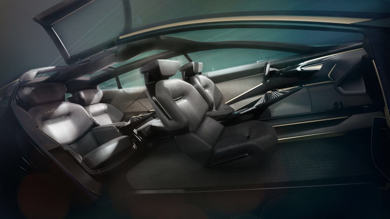 2018 - [Aston Martin] Lagonda Vision Concept  - Page 2 1cea2d10