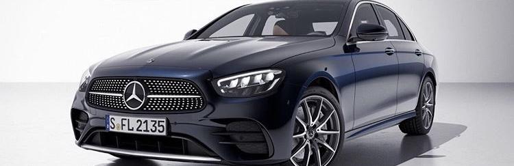2020 - [Mercedes-Benz] Classe E restylée  - Page 8 1d3be510