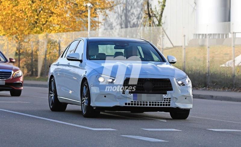 2020 - [Mercedes-Benz] Classe E restylée  1d7ab310