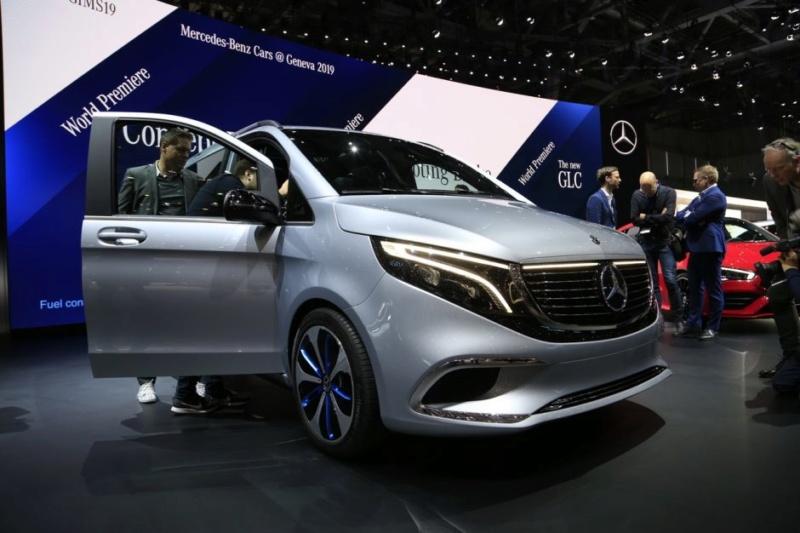 2019 - [Mercedes-Benz] EQV 1d84f110