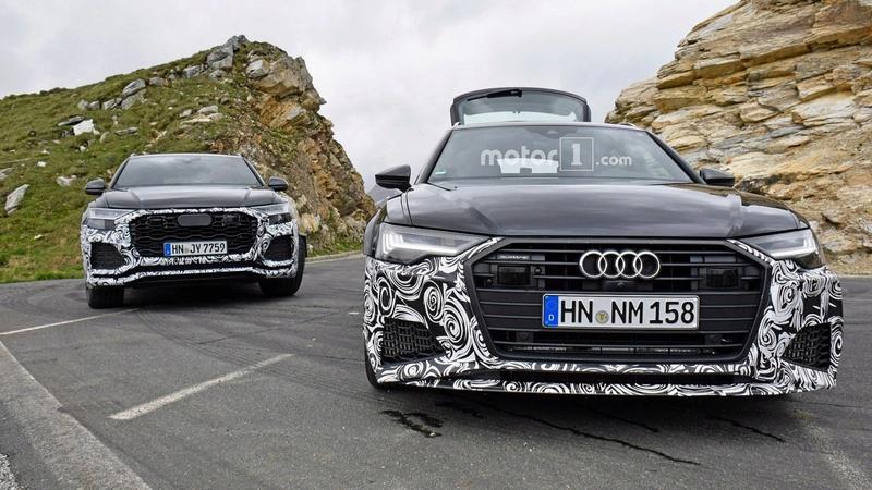 2017 - [Audi] A6 Berline & Avant [C8] - Page 10 1d86c410