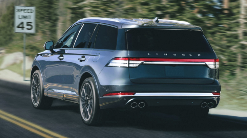 2019 - [Lincoln] Aviator 1dcf1510