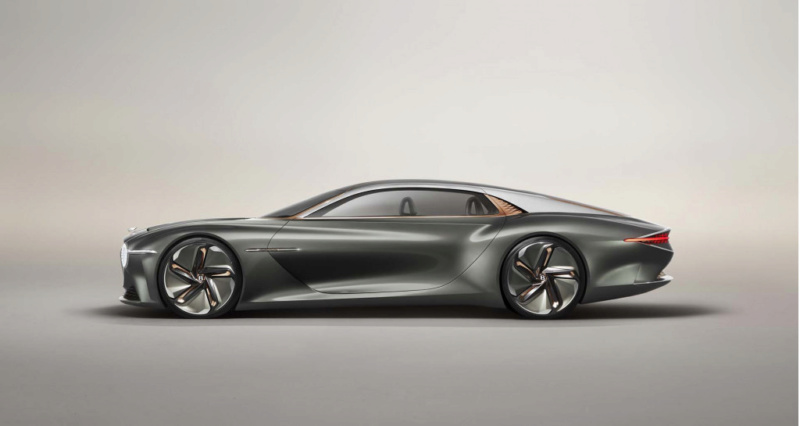 2019 - [Bentley] EXP 100 GT Concept 1e0eb310