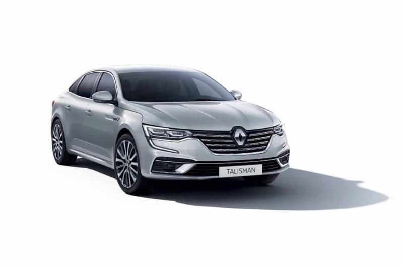 2020 - [Renault] Talisman restylée - Page 16 1e590310