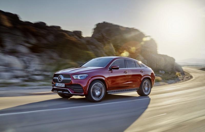 2019 - [Mercedes-Benz] GLE Coupé  - Page 3 1e81e810