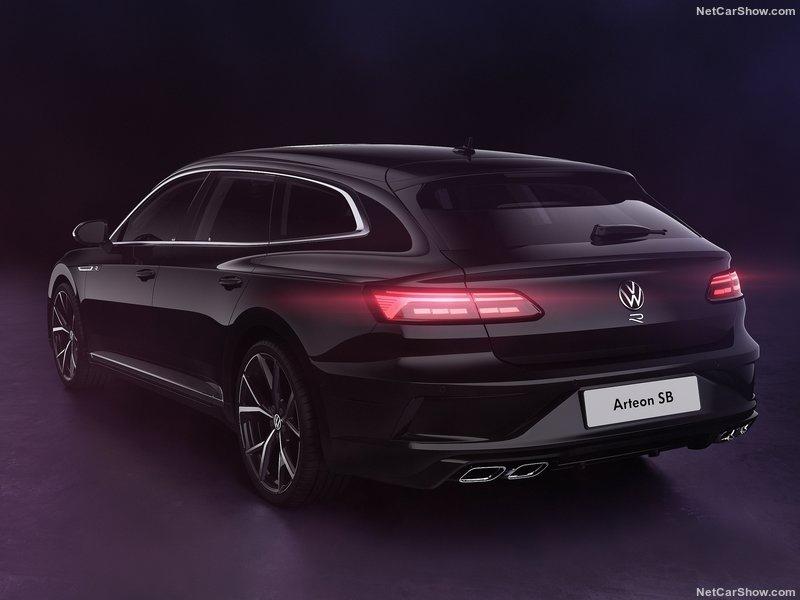 2019 - [Volkswagen] Arteon Shooting Brake - Page 5 1ead9c10
