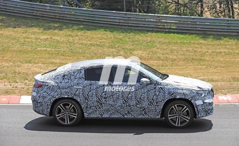 2019 - [Mercedes-Benz] GLE Coupé  1ef3be10