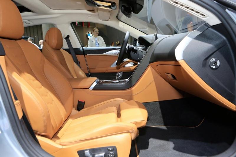 2019 - [BMW] Série 8 Gran Coupé [G16] - Page 6 1f533e10