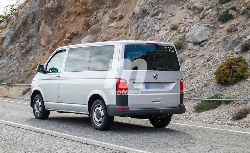 2020 - [Volkswagen] Transporter T6 restylé 1f5bf410