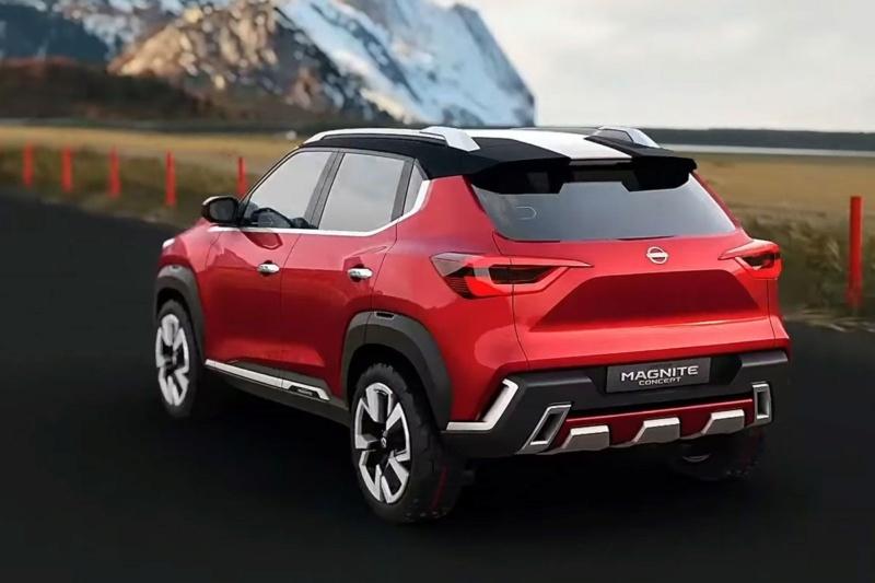 2020 - [Nissan] Magnite Concept 1fa45910