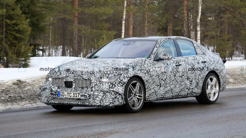 2020 - [Mercedes-Benz] Classe C [W206] - Page 4 1fd65e10