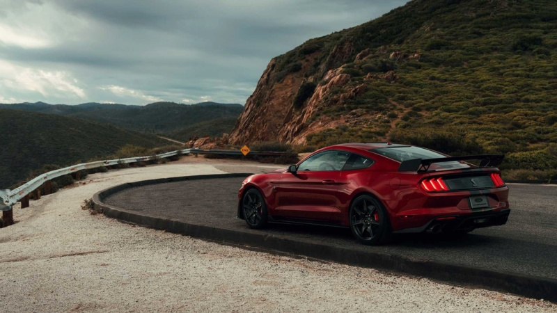 2014 - [Ford] Mustang VII - Page 16 2020-f16
