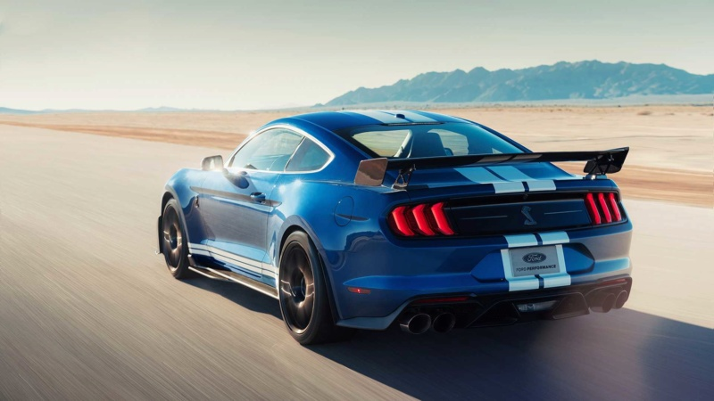 2014 - [Ford] Mustang VII - Page 16 2020-f17